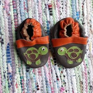 Baby Infant Turtle Shoes